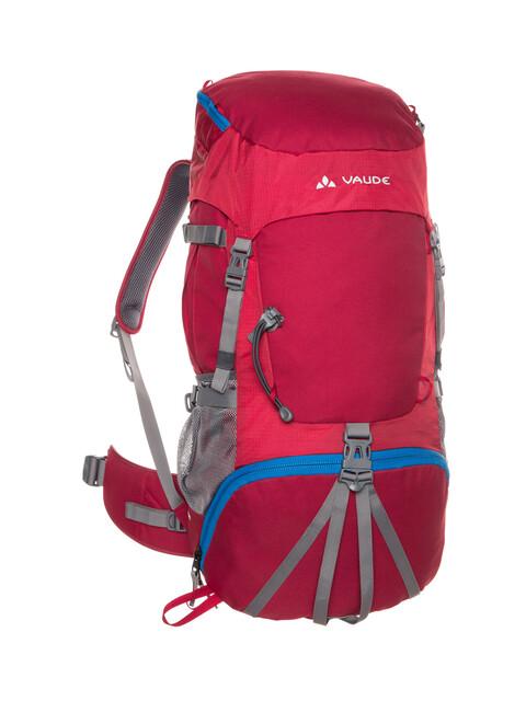 VAUDE Hidalgo 42+8 Backpack Kids indian red